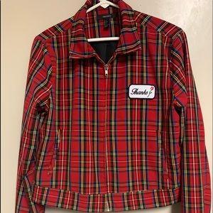 Forever 21 Jackets & Coats - Forever 21 Plaid Jacket